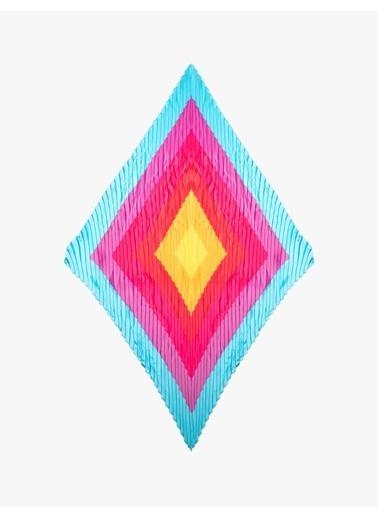 Koton Şal Renkli